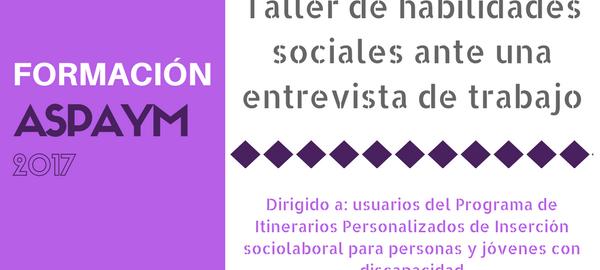 Cartel de taller en Palencia